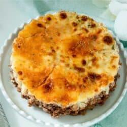 Low Carb Lasagna Featured Image