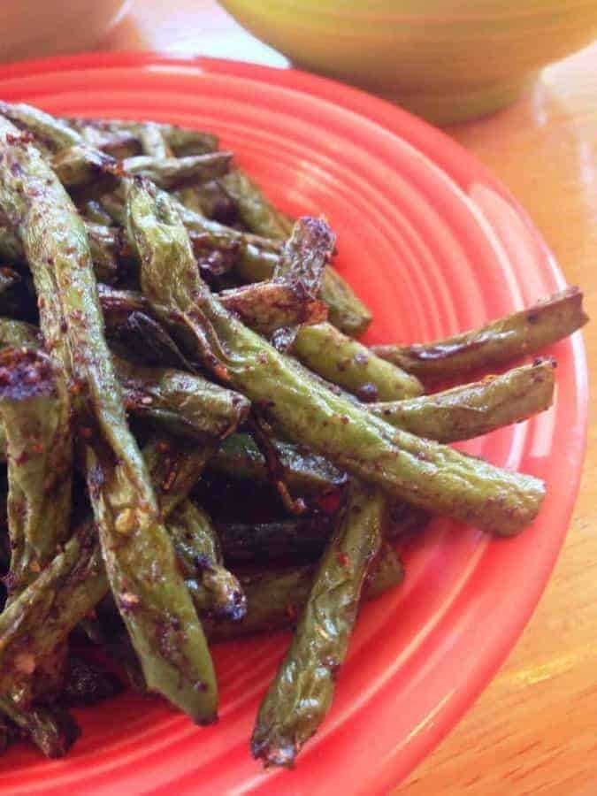 Shwarma Green Beans