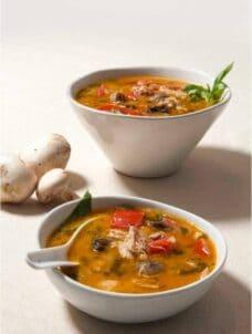 Thai Curry Soup