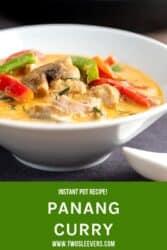 panang curry
