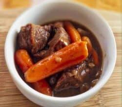 Super Easy Beef Stew
