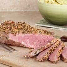 Pressure cooker corned beef brisket