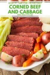 instant pot corned beef