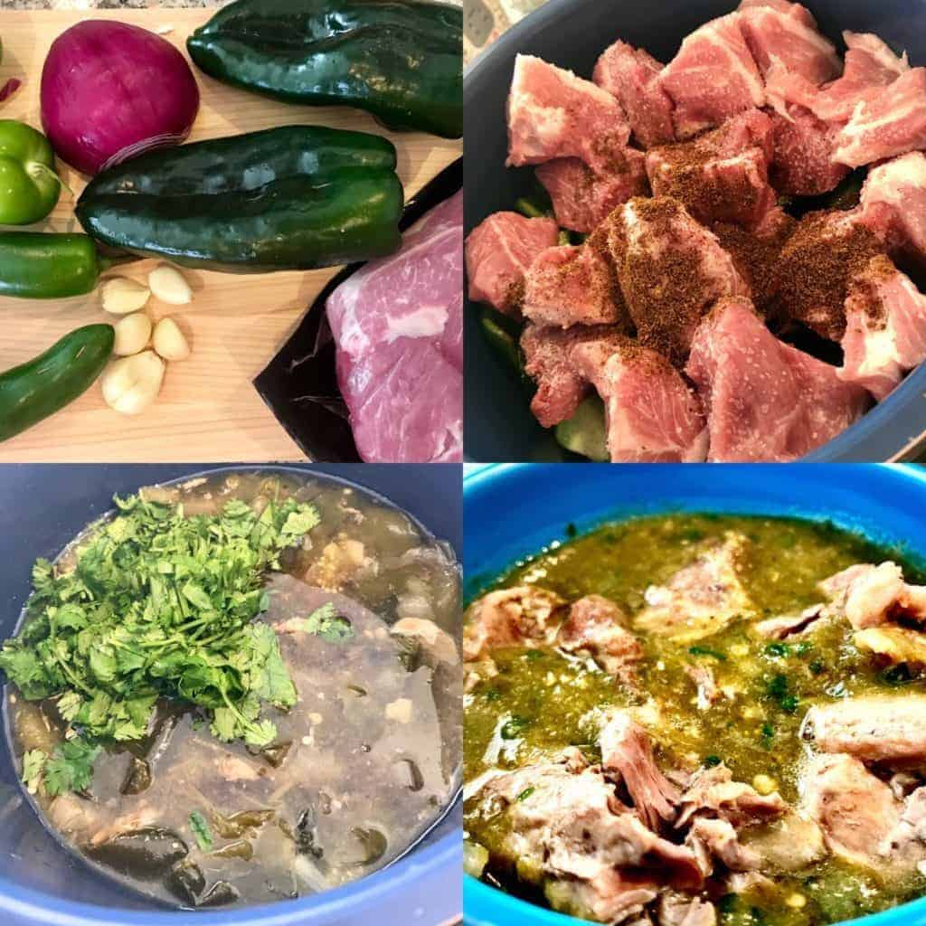 IMG 2639 1024x1024 - Pressure Cooker Pork Chile Verde - https://twosleevers.com