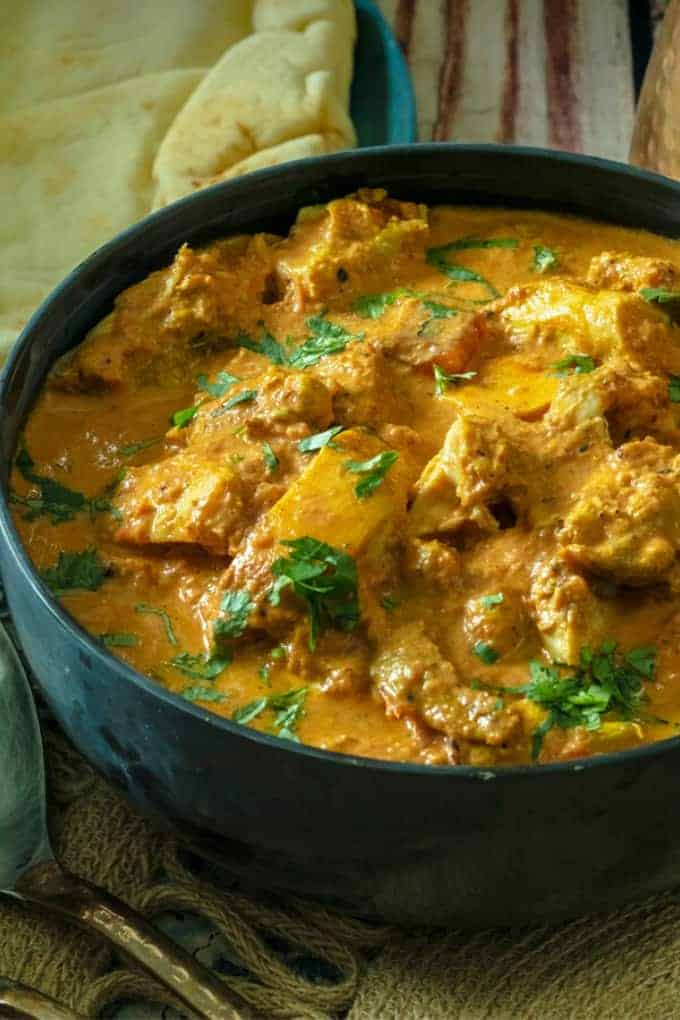 Easy Made Butter Chicken Instant Pot Indian Recipes