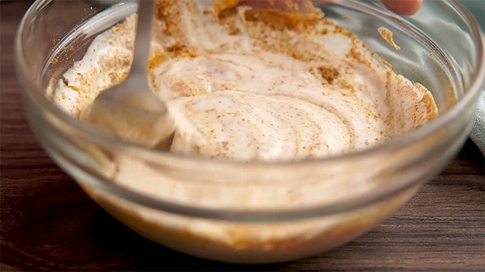 03 Pressure Cooker Dal Makhani Mix yogurt, half and half and spices