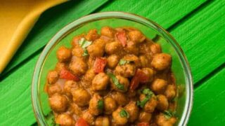 Instant Pot Chana Masala | Indian Chickpeas