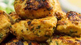 Low Carb Indian Chicken Tikka Bites