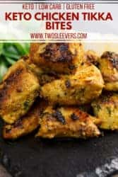 chicken tikka bites chicken kababs