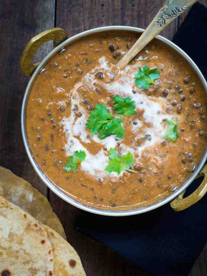Pressure Cooker Dal Makhani Creamy Lentils – Two Sleevers