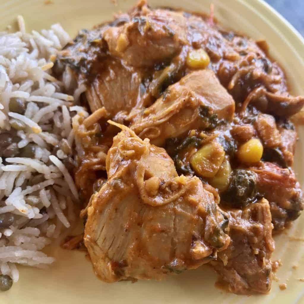 FullSizeRender.jpg 3 1024x1024 - Pressure Cooker West African Groundnut / Peanut Stew - https://twosleevers.com