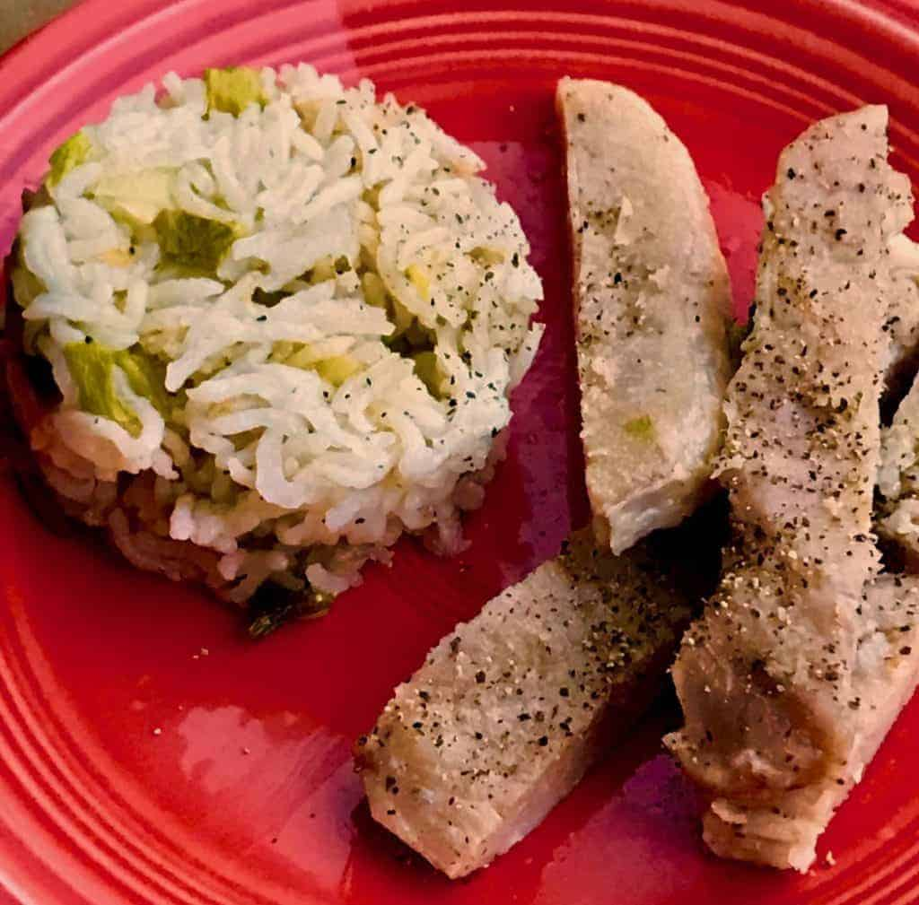 Recipe: Pork Chops And Rice In Pressure Cooker Xl [15]