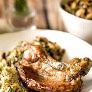 Pressure Cooker Pork Chops