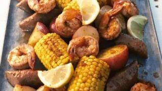 Instant Pot Low Country Boil   Cajun Shrimp and Sausage