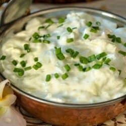 Tzatziki Sauce Recipe
