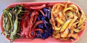 Lessons learned from Roasting peppers