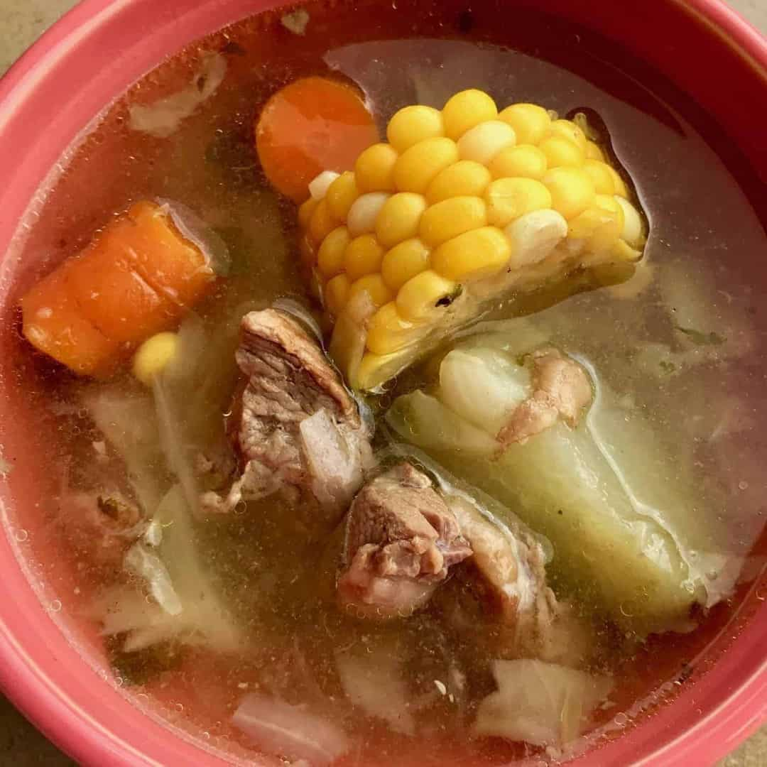 Caldo De Res | Pressure Cooker Mexican Beef Soup – TwoSleevers