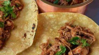Chicken Tinga | Pressure Cooker Recipe