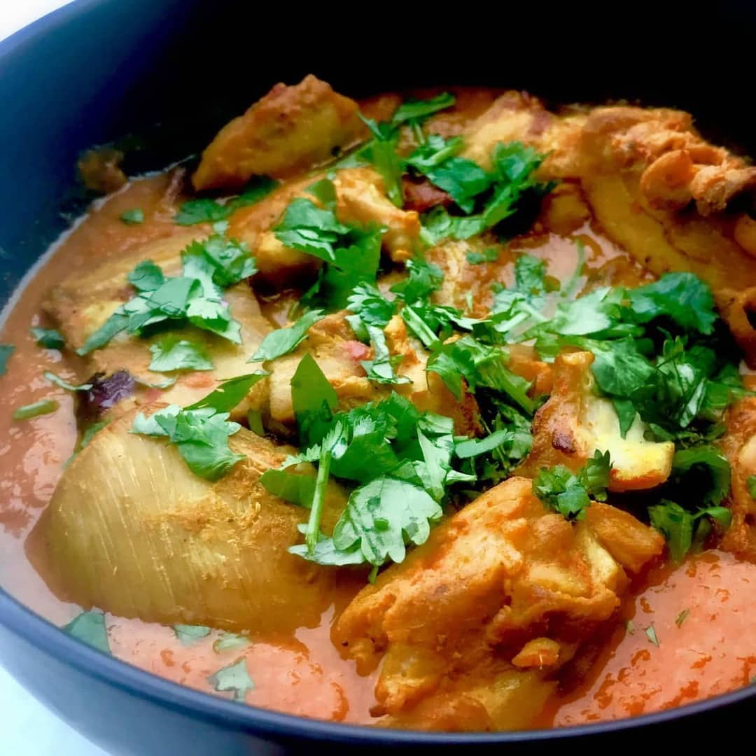 Instant pot double up indian chicken tikka masala two sleevers easy authentic chicken tikka masala recipe for the most flavorful but quick indian chicken tikka forumfinder Images