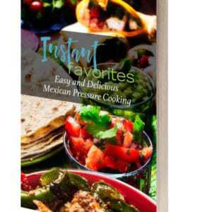 OMG the Mexican Cookbook is ready for purchase!