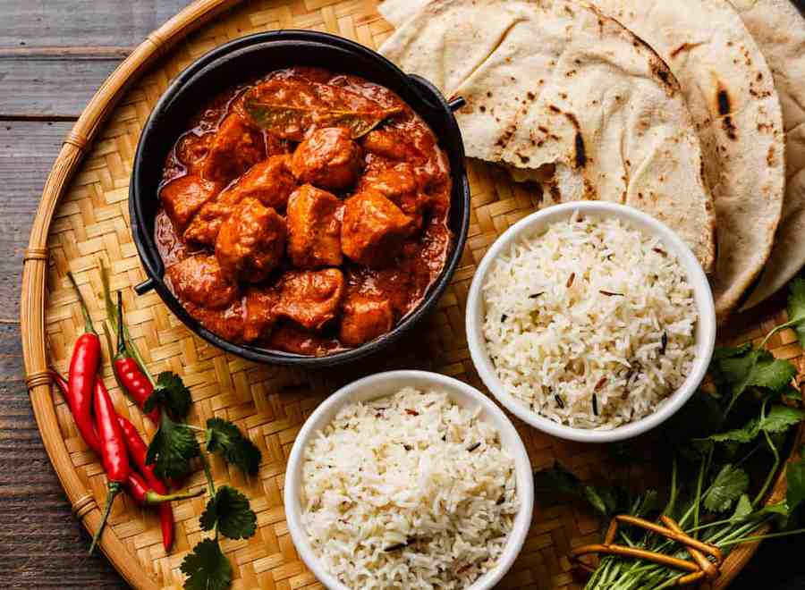 Instant Pot Double Up Indian Chicken Tikka Masala Two Sleevers