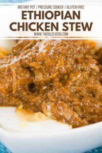 ethiopian chicken stew