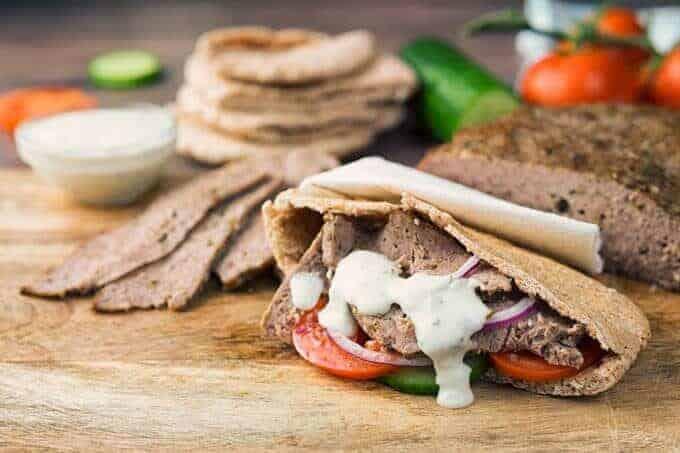 gyro meat recipe