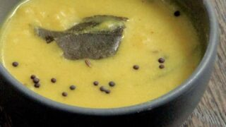 Indian Yogurt Soup | Instant Pot Gluten-Free Indian Kadhi