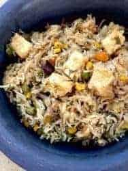 Instant Pot Vegetarian Paneer Biryani
