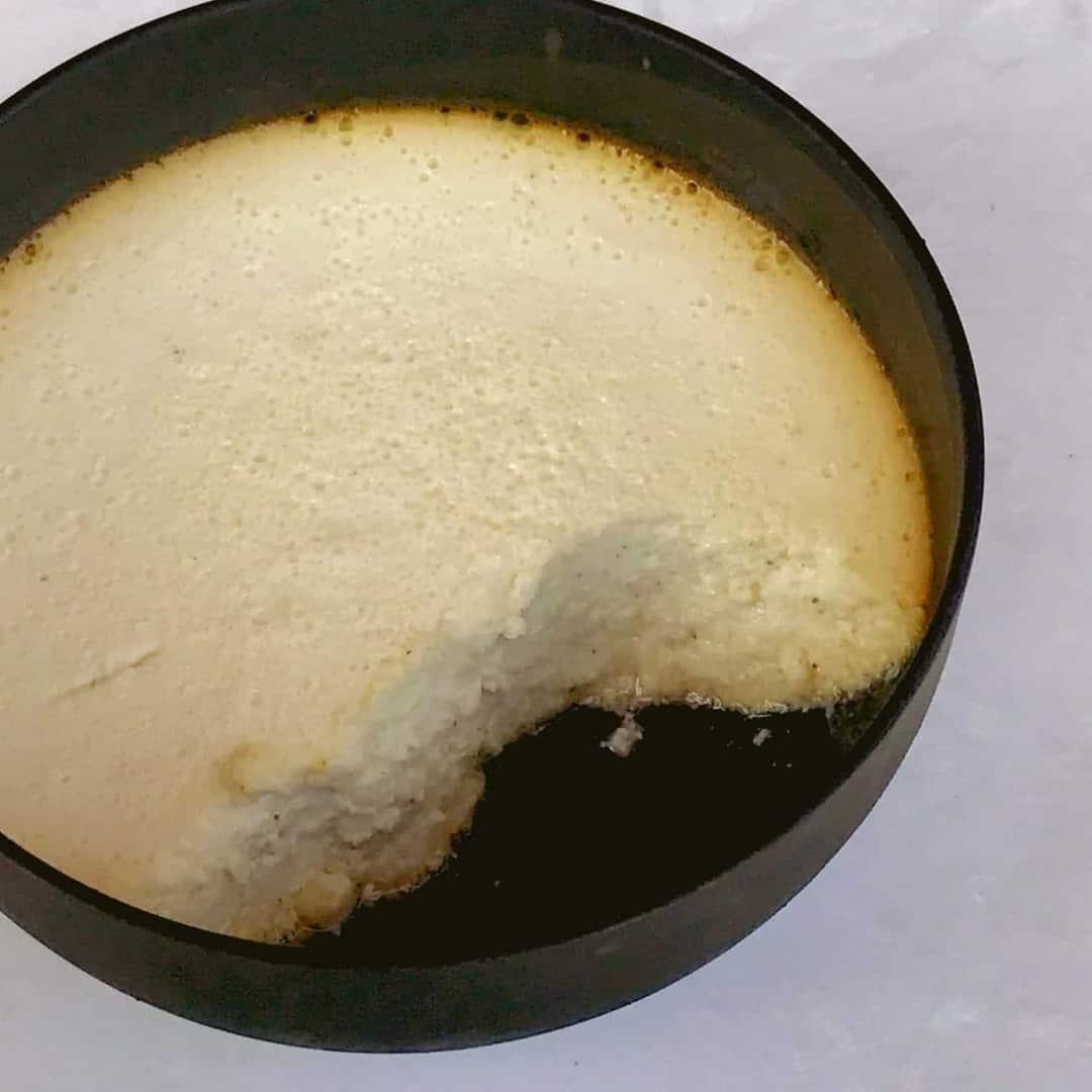 Pressure Cooker Indian Custard