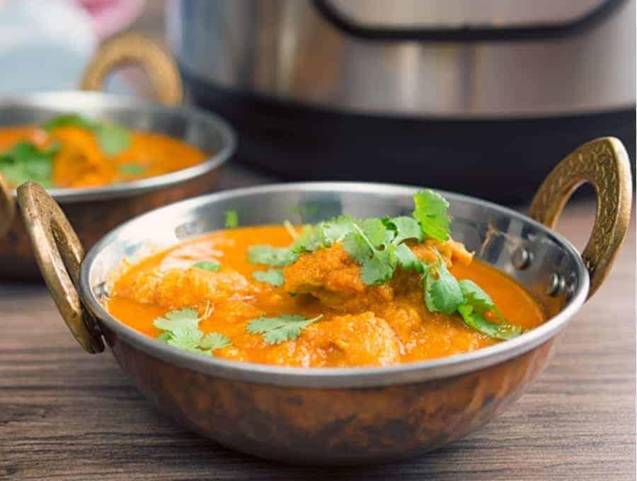Chicken Vindaloo Instant Pot Recipe Twosleevers