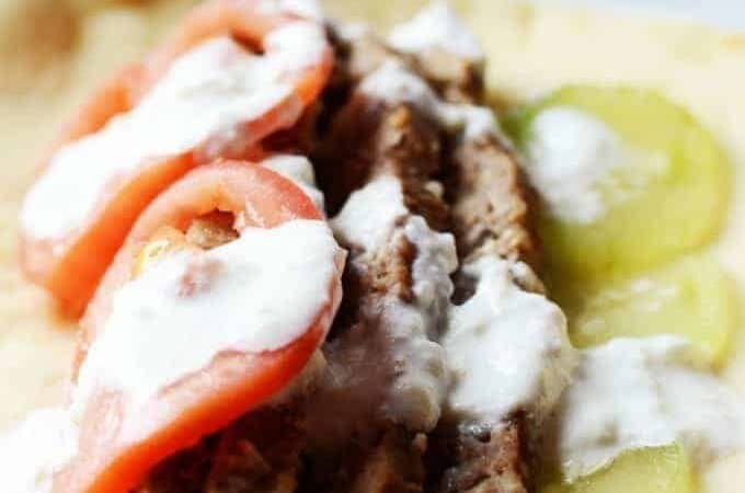 Instant Pot Gyro Recipe
