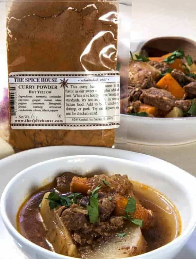 Bo Kho Curry Powder
