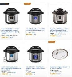 Must have Accessories for the Instant Pot based on my experience |twosleevers.com