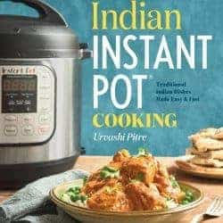 The Indian Instant Pot Cookbook Cover is here!