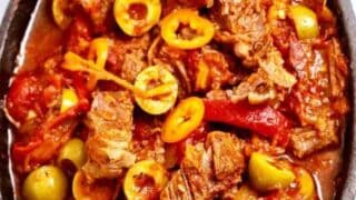 Mexican Ropa Vieja | Pressure Cooker Recipe