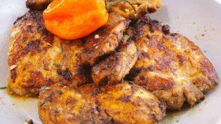 Keto Jamaican Jerk Chicken
