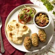 Indian Seekh Kabab