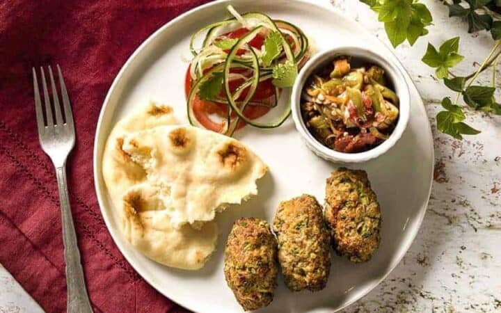 Indian Seekh Kabab