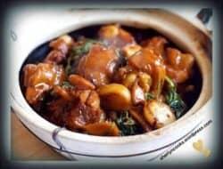 Sherlyn Sam Chinese Sesame Chicken