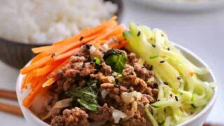 Spicy Thai Basil Beef