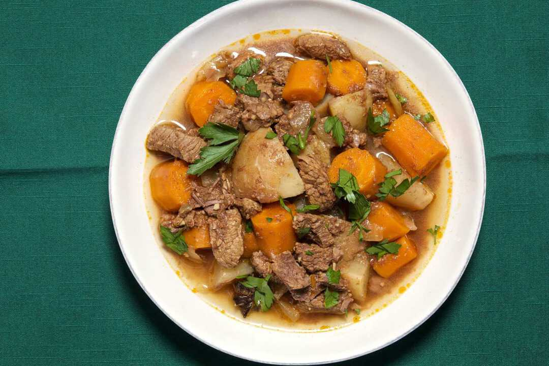 Instant Pot Low Carb Vietnamese Bo Kho Twosleevers