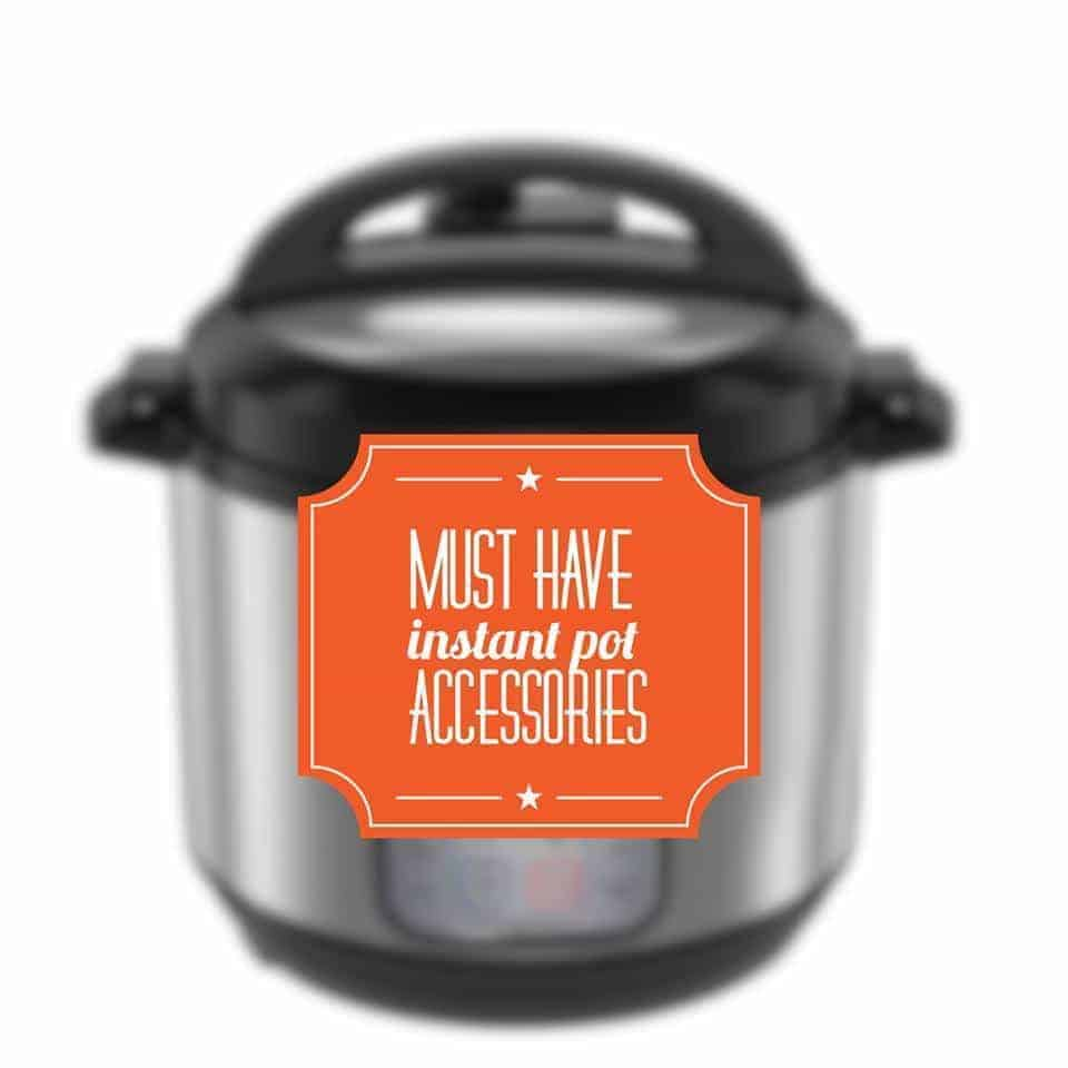 The best, must have Instant Pot Accessories, all of which are tried and tested. These Instant pot Accessories fit a 5 quart and a 6 quart Duo, as well as an Ultra. Check out my list of my most-used accessories for your Instant Pot!