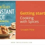 Learn how to cook with a variety of Indian Spices.