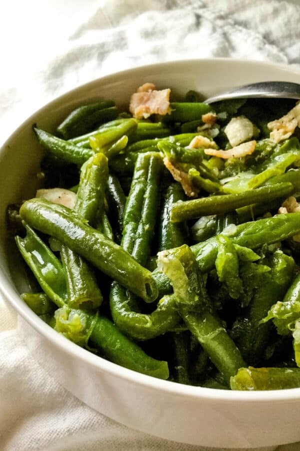 Green Beans with Bacon Featured Image