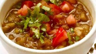 Pressure Cooker Indian Moong Dal