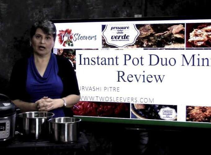 What can you use it for? How big is it really? What will it accommodate? Do you need to adjust cooking times due to size and wattage? 7 minutes of informative content, no chitchat.I would love to hear what you think of both the review as well as the Instant Pot Mini if you have one.