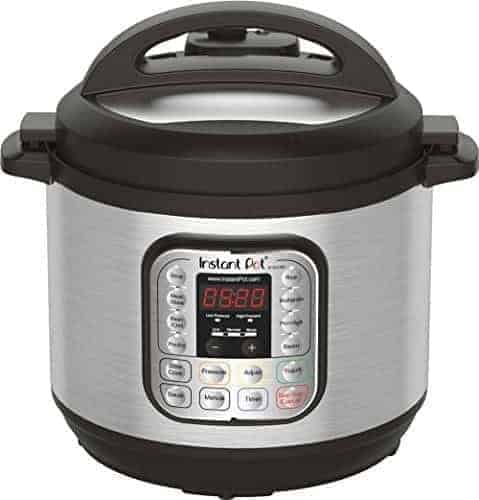 Instant Pot DUO80 8 Qt 7-in-1
