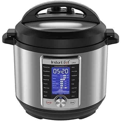 Instant Pot Ultra 6 Qt 10-in-1 Multi-