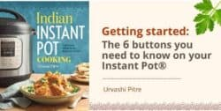 Do you ever look at your Instant Pot and wonder what all those buttons really do? Do you need all these buttons? Where do you even start with that intimidating Control Panel? Learn about the 6 most important buttons on your Instant Pot. Perfect for beginners as well as experienced cooks.